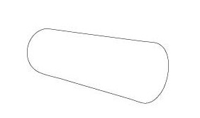 """Lager 3 × 4 × 12"""", YD=101,6 mm, med fenolhylsa"""