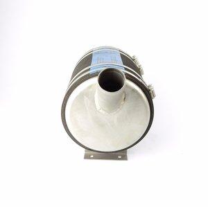 Ljuddämpare/vattenlås 4 l.