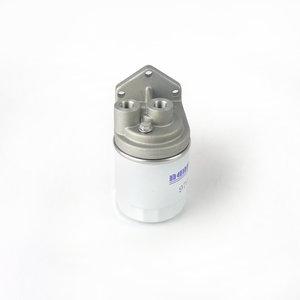Filterhuvud med filter